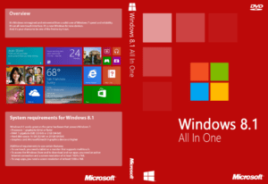 Windows 8.1 All In One ISO Free Download