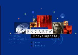 Encarta Encyclopedia 1999 ISO Free Download