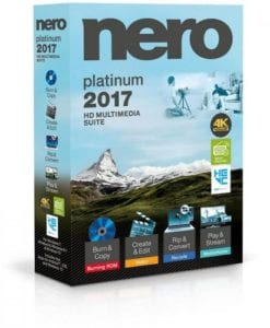 Nero 2017 Platinum Download