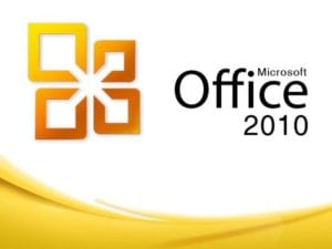 Ms Office 2010 Download