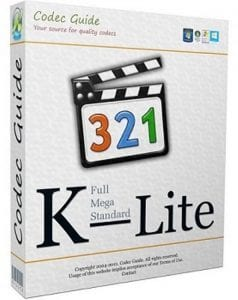 K Lite Codec Free Download