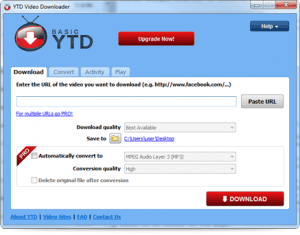 YouTube Downloader PRO Free Download