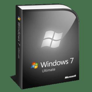 Windows 7 Ultimate 32 / 64 ISO