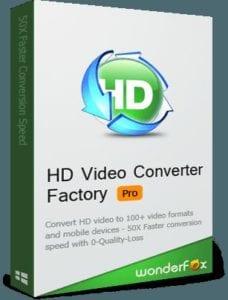 WonderFox HD Video Converter Factory Pro Free Download