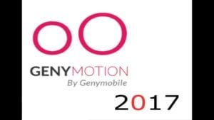 Genymotion 2017 Free Download