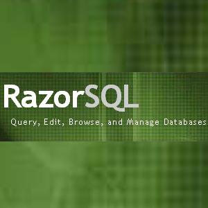 Richardson Software RazorSQL 7.3.15 Free Download