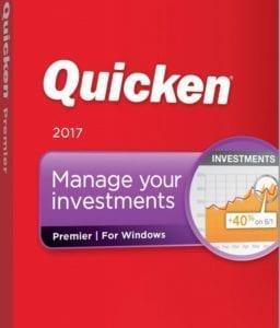 Intuit Quicken 2017 Deluxe / Home / Business Download