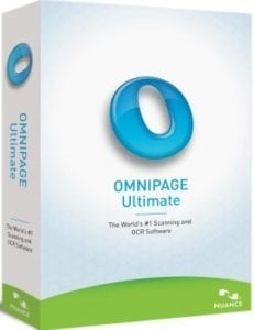 Nuance OmniPage Ultimate 19 Free Download