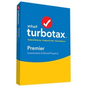 Intuit TurboTax Premier 2017 Free Download