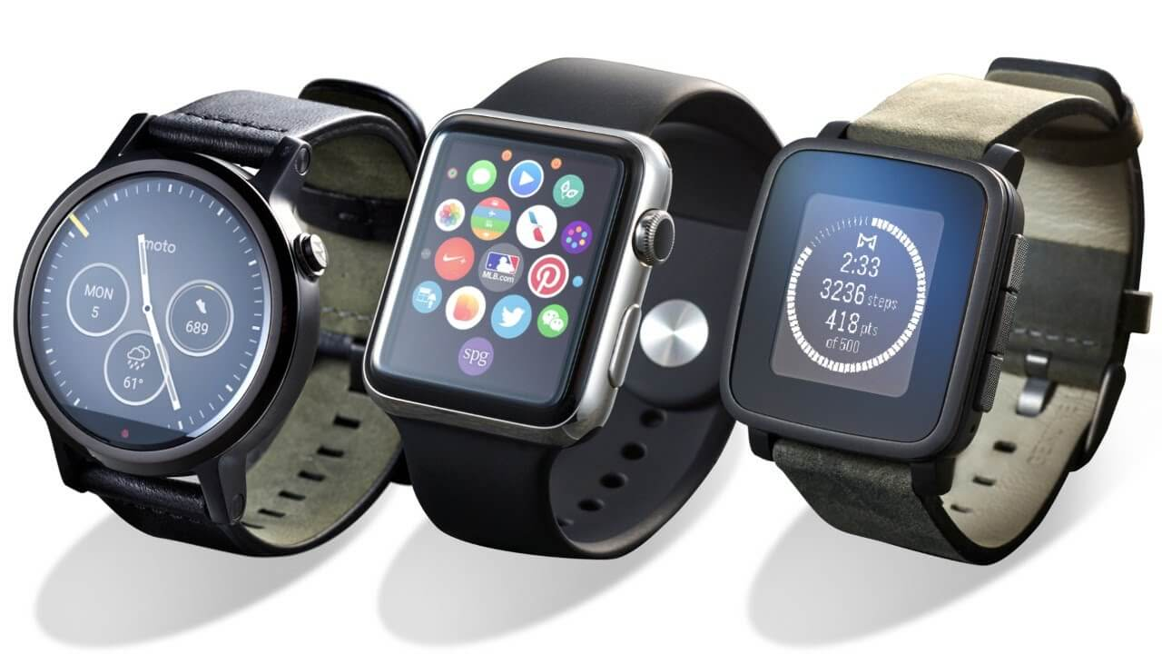 5 Things to Consider When Buying a Smart Watch