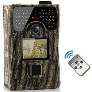 Venlife 16MP 1080P Trail Camera