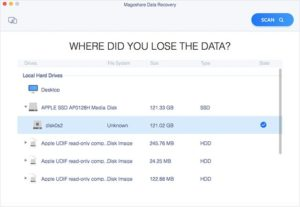 Magoshare Data Recovery for Mac