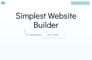 8b Online Website Builder You Need in 2019