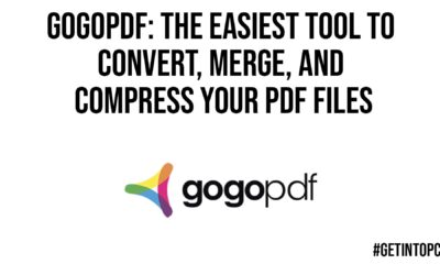 GogoPDF The Easiest Tool To Convert Merge And Compress Your PDF Files