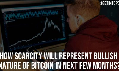 How Scarcity Will Represent Bullish Nature Of Bitcoin In Next Few Months