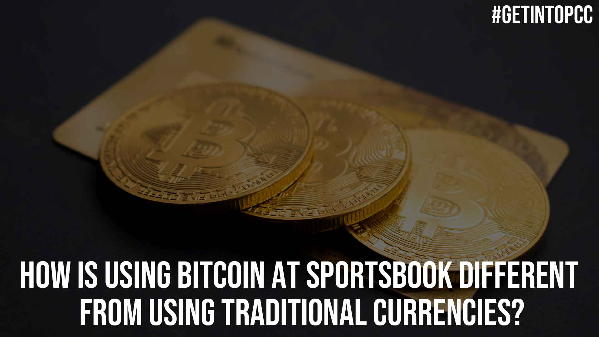 How is Using Bitcoin at Sportsbook Different from Using Traditional Currencies