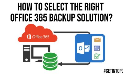 How to Select the Right Office 365 Backup Solution