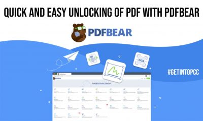 Quick and Easy Unlocking of PDF With PDFBear