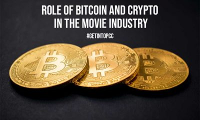 Role of Bitcoin and Crypto in the Movie Industry