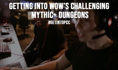 Getting into WoWs Challenging Mythic Dungeons
