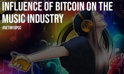 Influence Of Bitcoin On The Music Industry