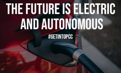 The Future is Electric and Autonomous