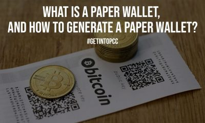 What Is A Paper Wallet And How To Generate A Paper Wallet