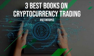 3 Best Books on Cryptocurrency Trading