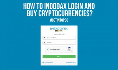 How to Indodax Login and Buy Cryptocurrencies